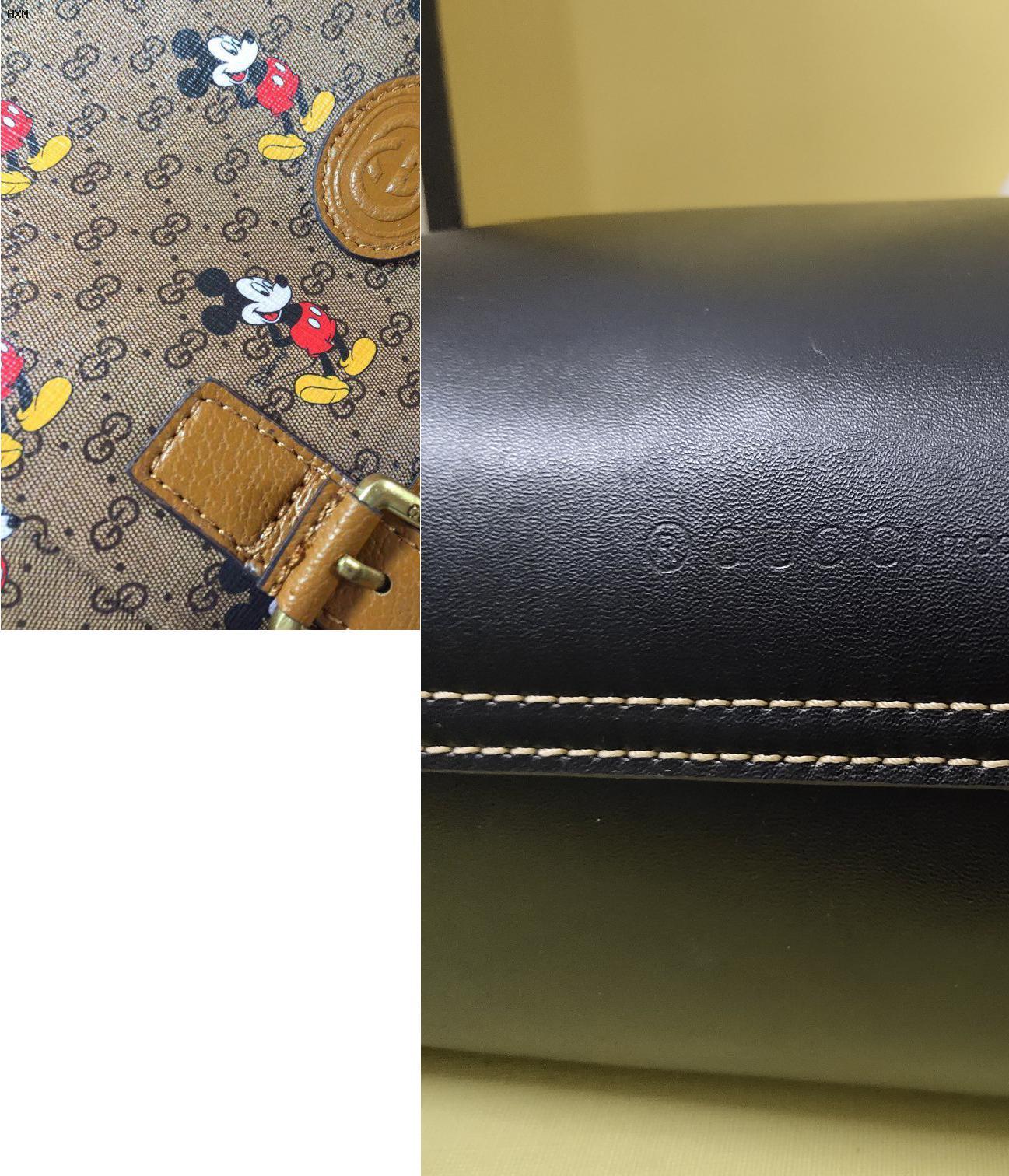 bolsa gucci original por dentro